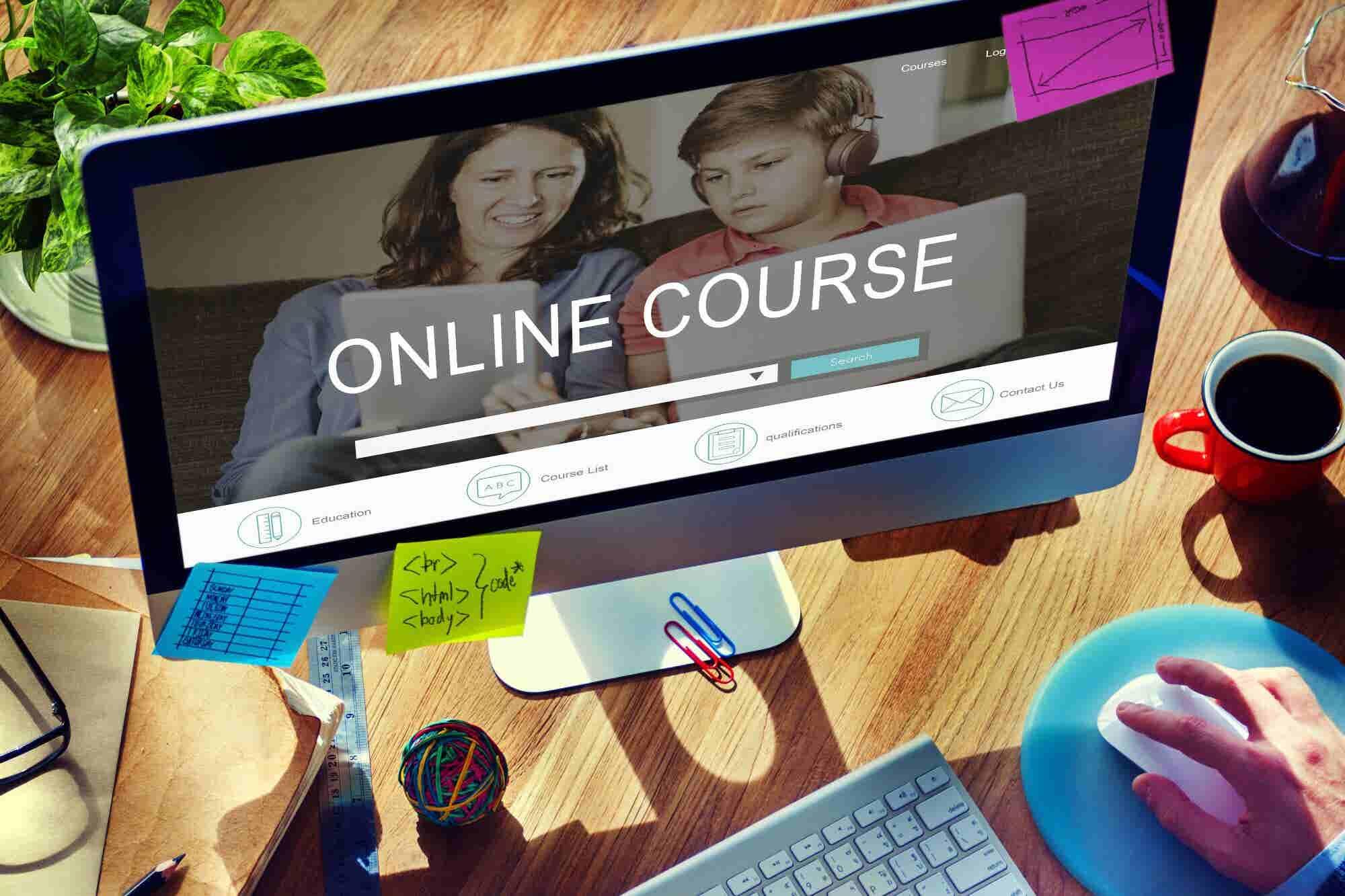 Conoce estos 5 cursos gratuitos online que puedes tomar para mejorar tus habilidades emprendedoras