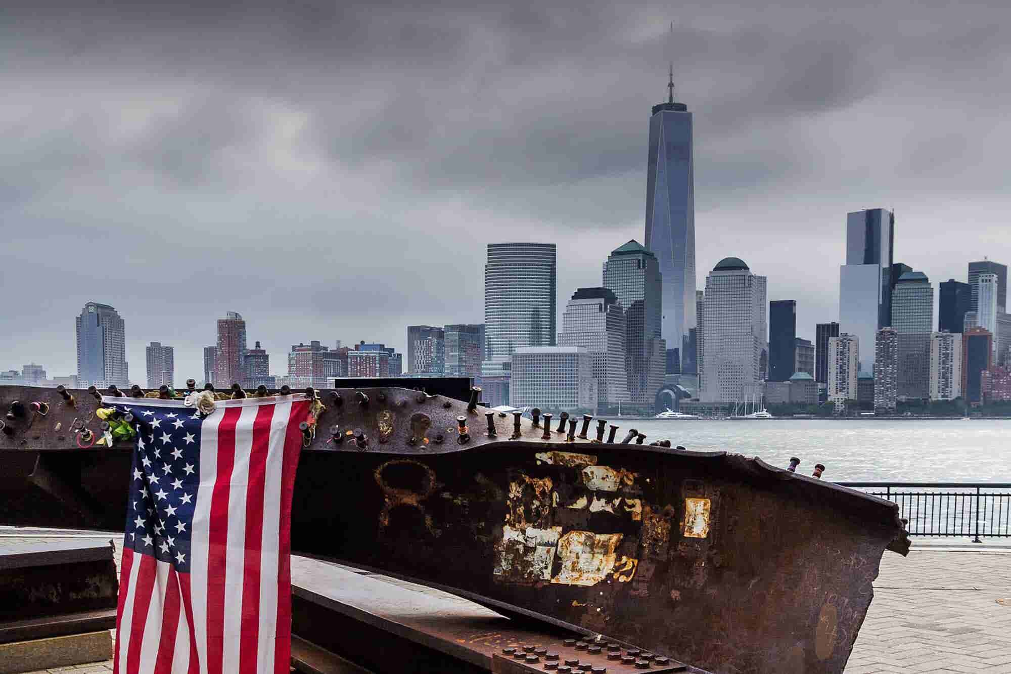I Survived 9/11 but My Business Didn't. This Is What I Learned From Rebuilding.