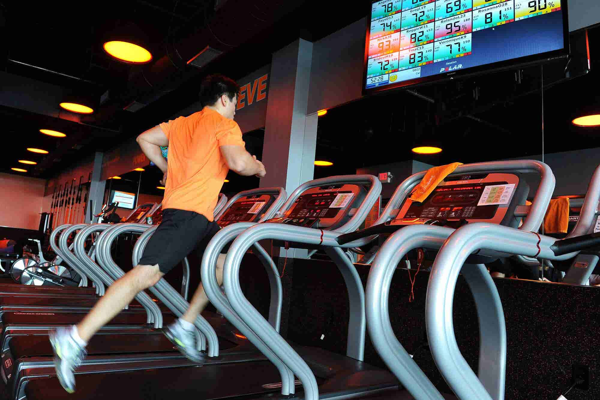 5 Things Orangetheory Fitness Taught Me About Running a Company