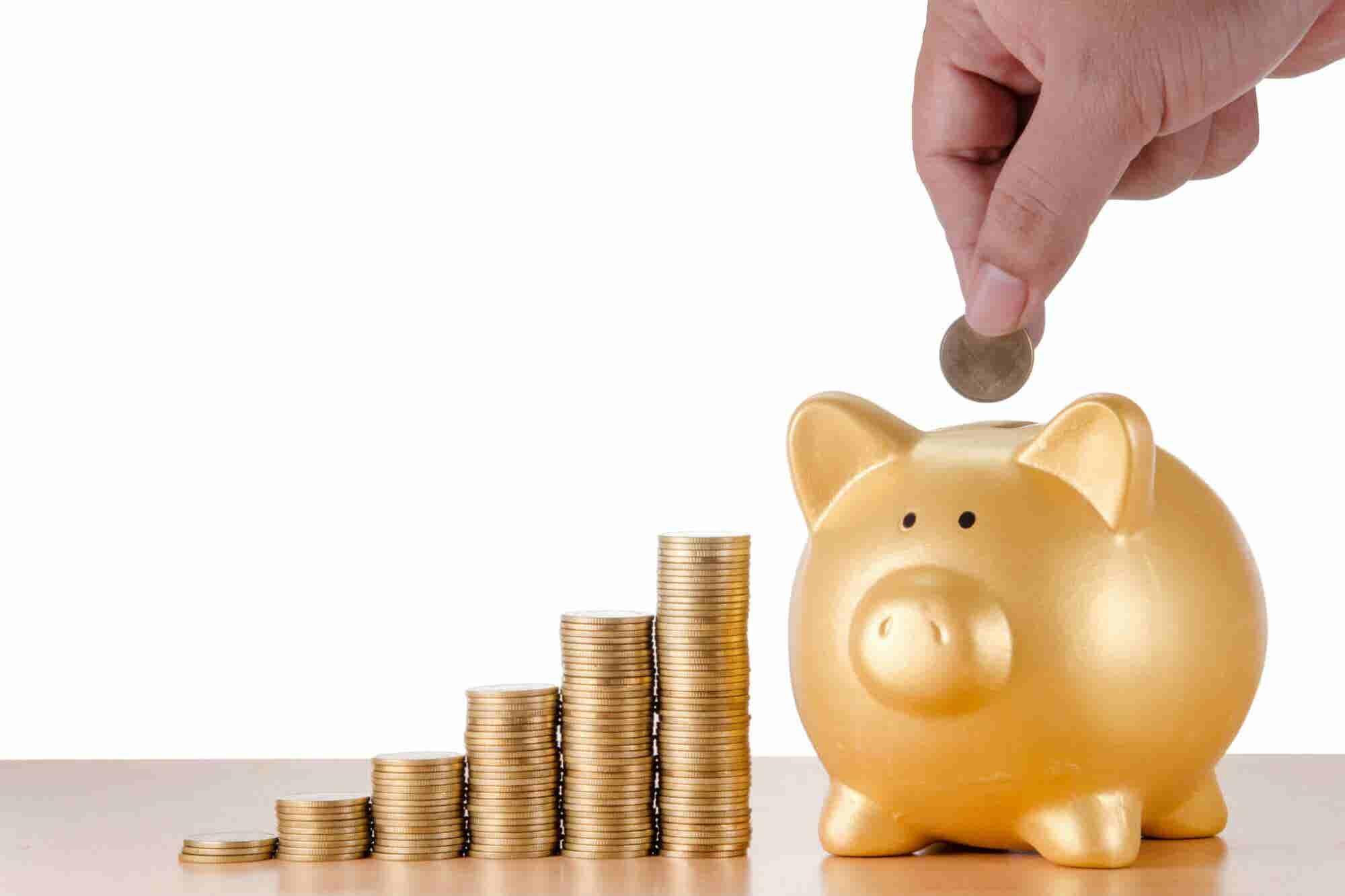 8 tips para ahorrar activamente