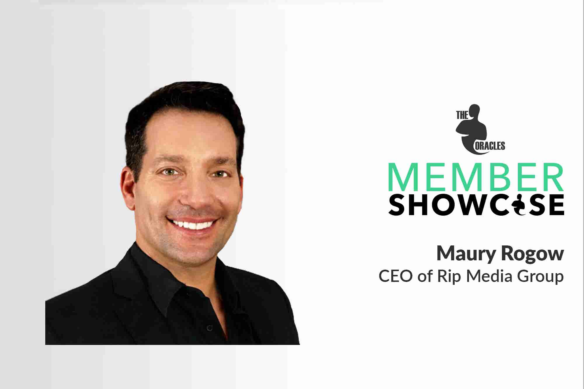Maury Rogow on Powerful Storytelling That Sells