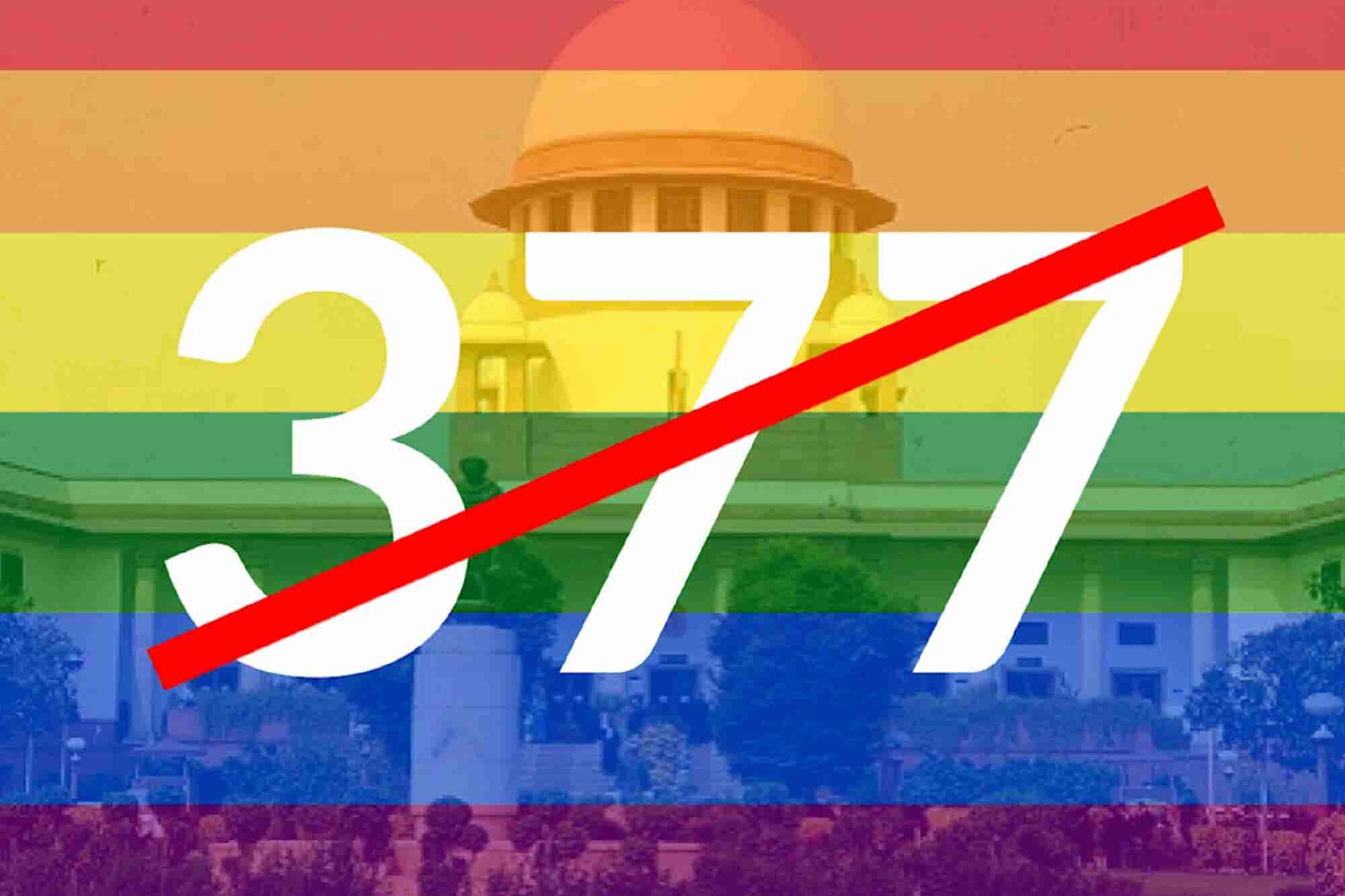 SC Scraps Section 377 & Zomato Takes a Bite of B2B Space: 4 Things to Know Today