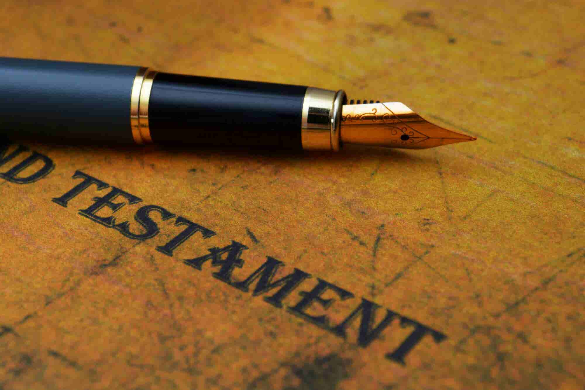 3 razones para hacer tu testamento en septiembre