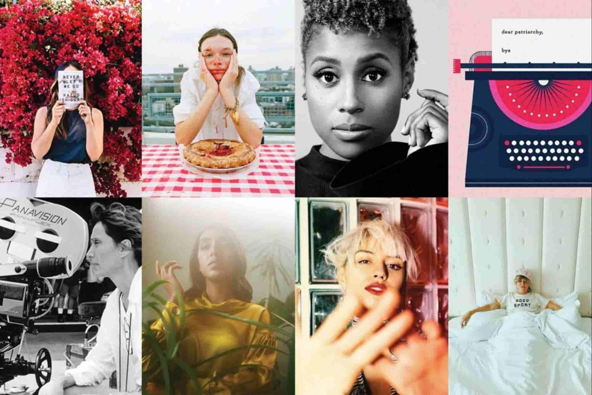Mujeres empoderadas del mundo, únanse: 25 cuentas de Instagram que debes seguir