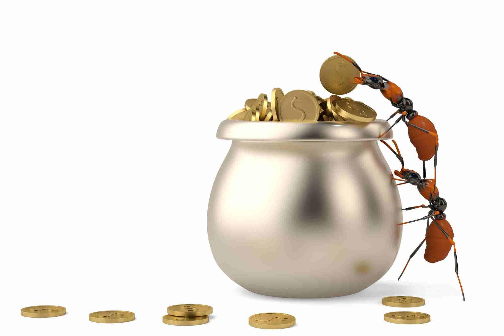 Cómo darle la vuelta a tus gastos hormiga para cumplir tus sueños