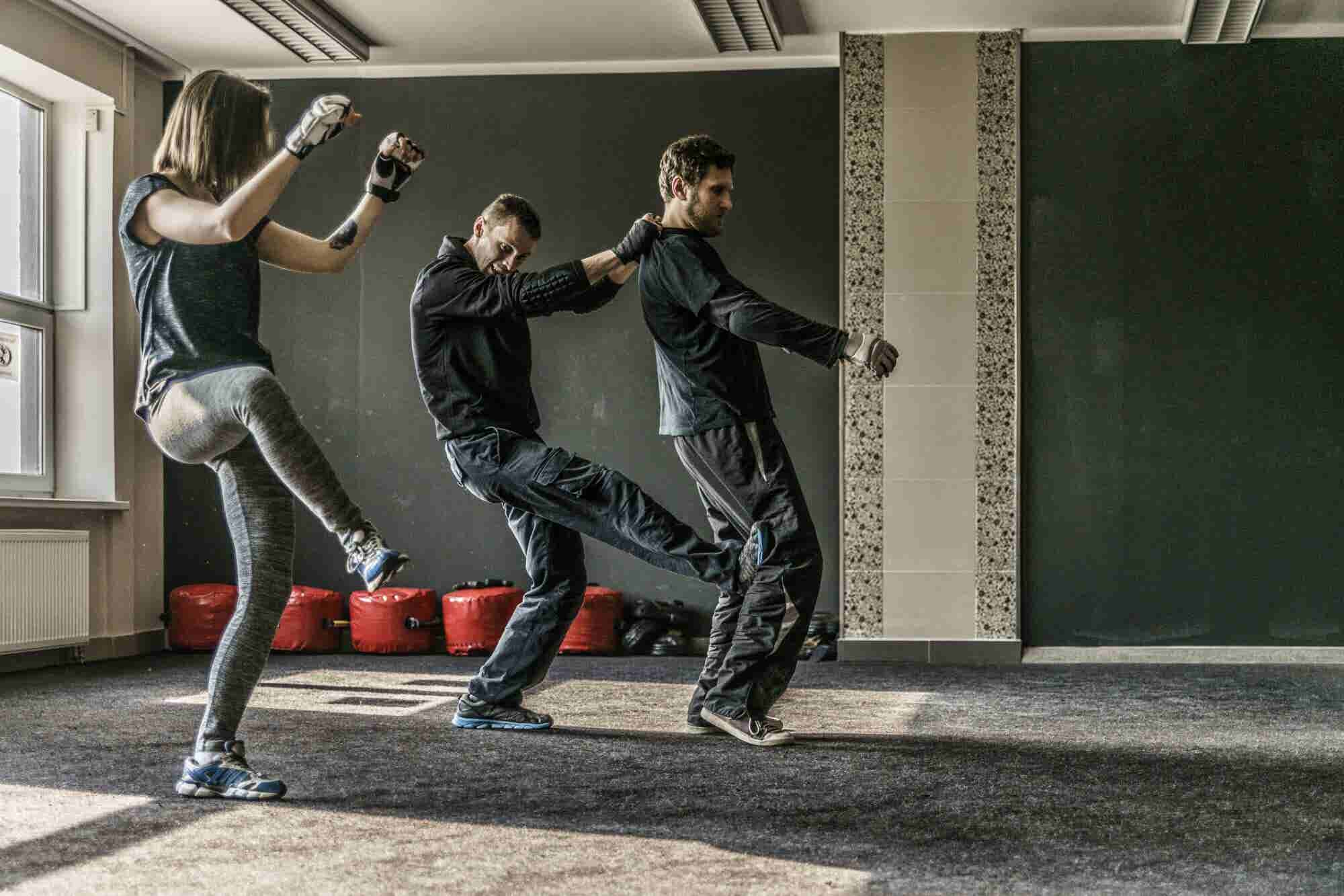 3 Lessons I've Learned in Krav Maga That Have Changed My Approach to B...