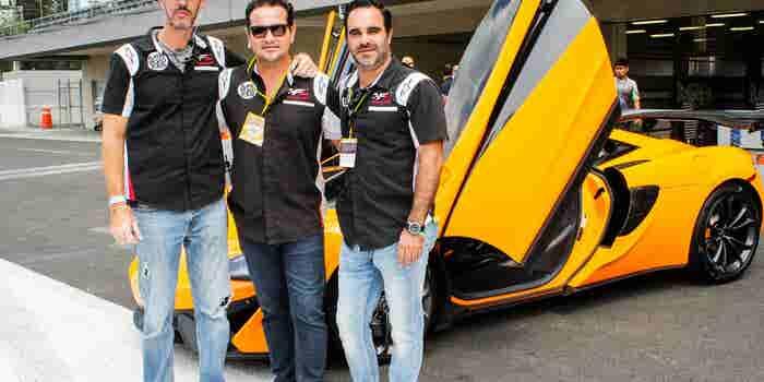 Tres emprendedores que transformaron su pasión en un negocio de alto octanaje