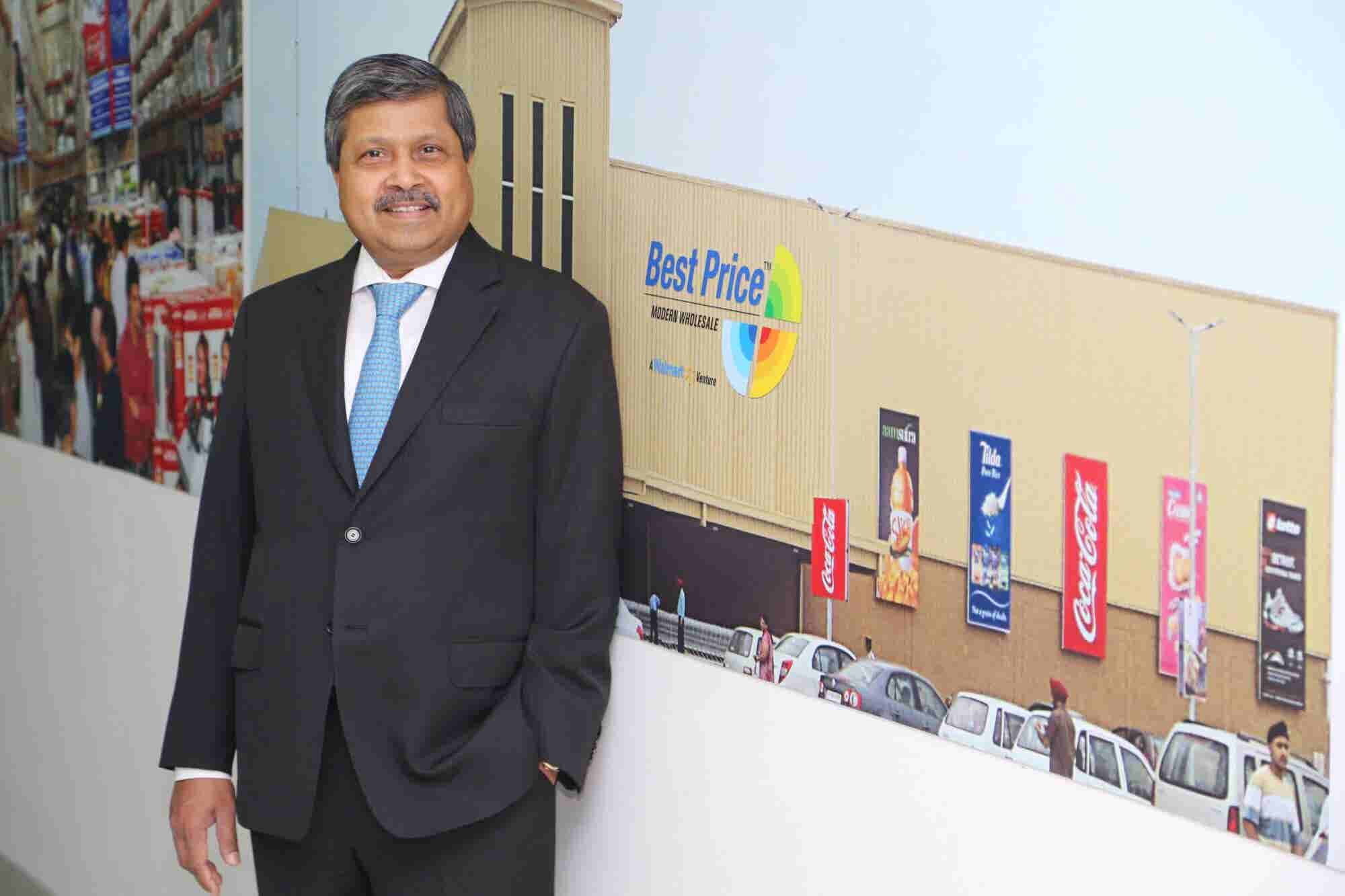 How This CEO Targeted Indian Kiranawalas For Walmart's Entry Into Indian Retail