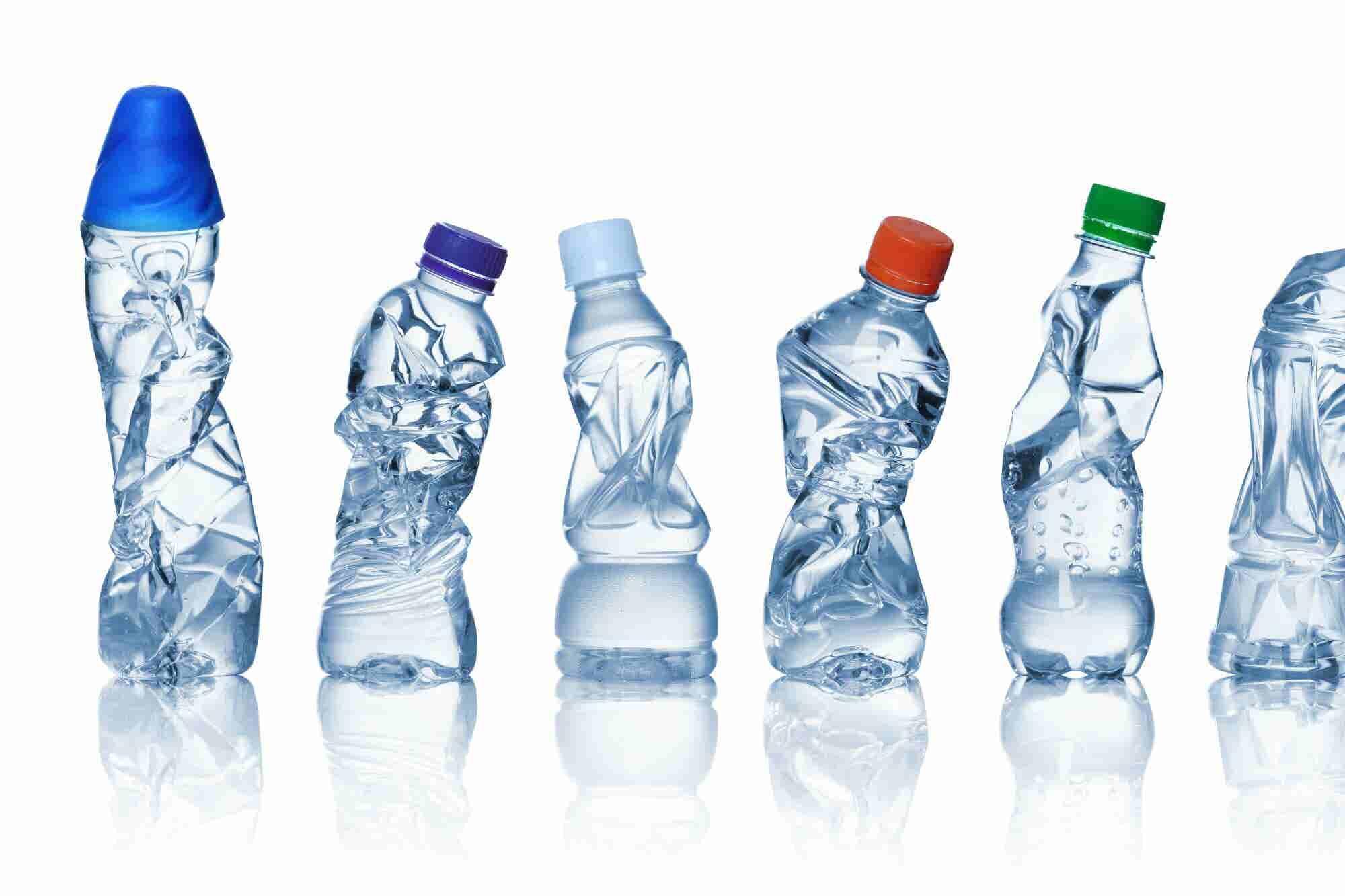 Nestlé, Pepsico y Danone crearán botellas 100% de bioplástico