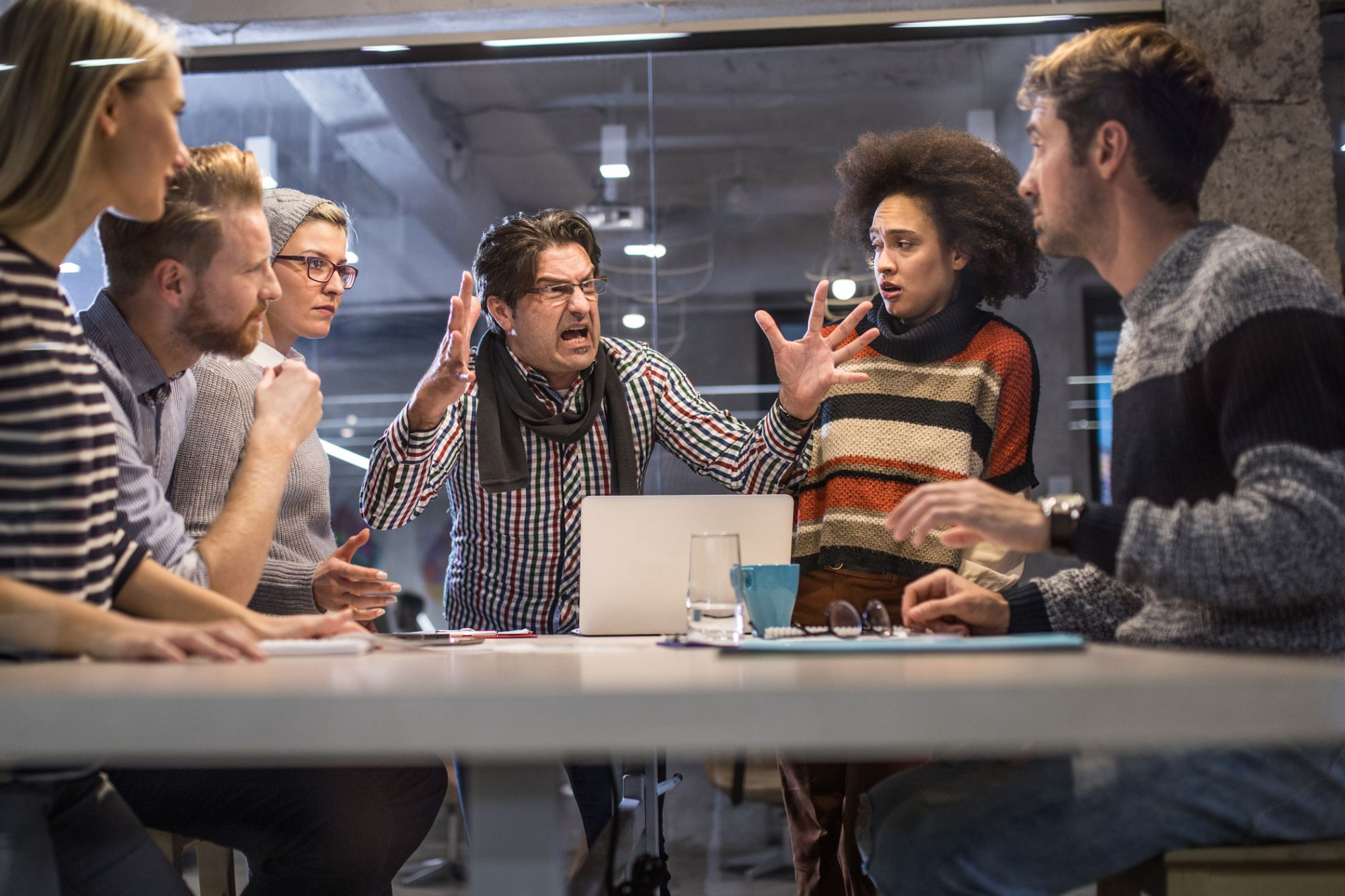 A Few Disgruntled Employees Can Destroy Your Company Culture