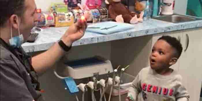 'Magic Dentist' Shows How to Make a Memorable Ad on a Budget