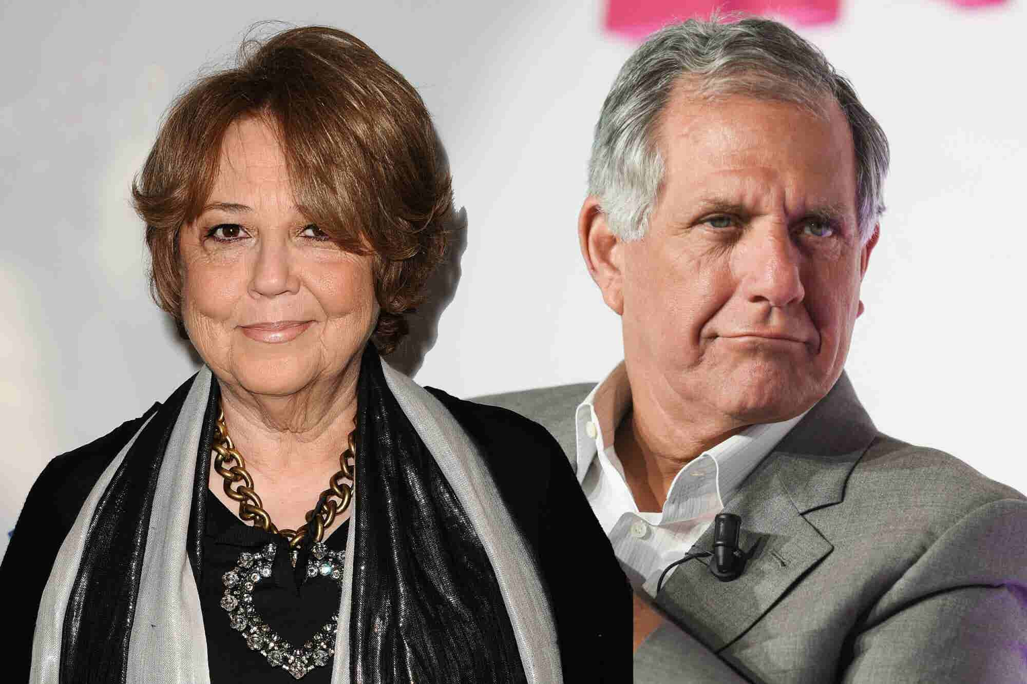 'Designing Women' Creator Calls Les Moonves 'Bullying Misogynist,' Says He Blacklisted Her