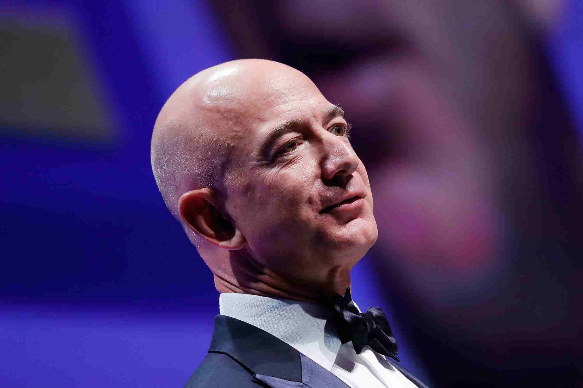 Jeff Bezos Starts a $2 Billion Fund for Schools and the Homeless