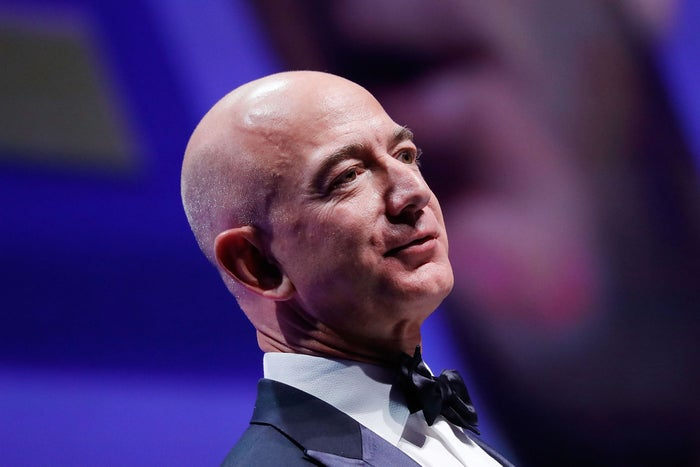 Jeff Bezos Starts A 2 Billion Fund For Schools And The Homeless