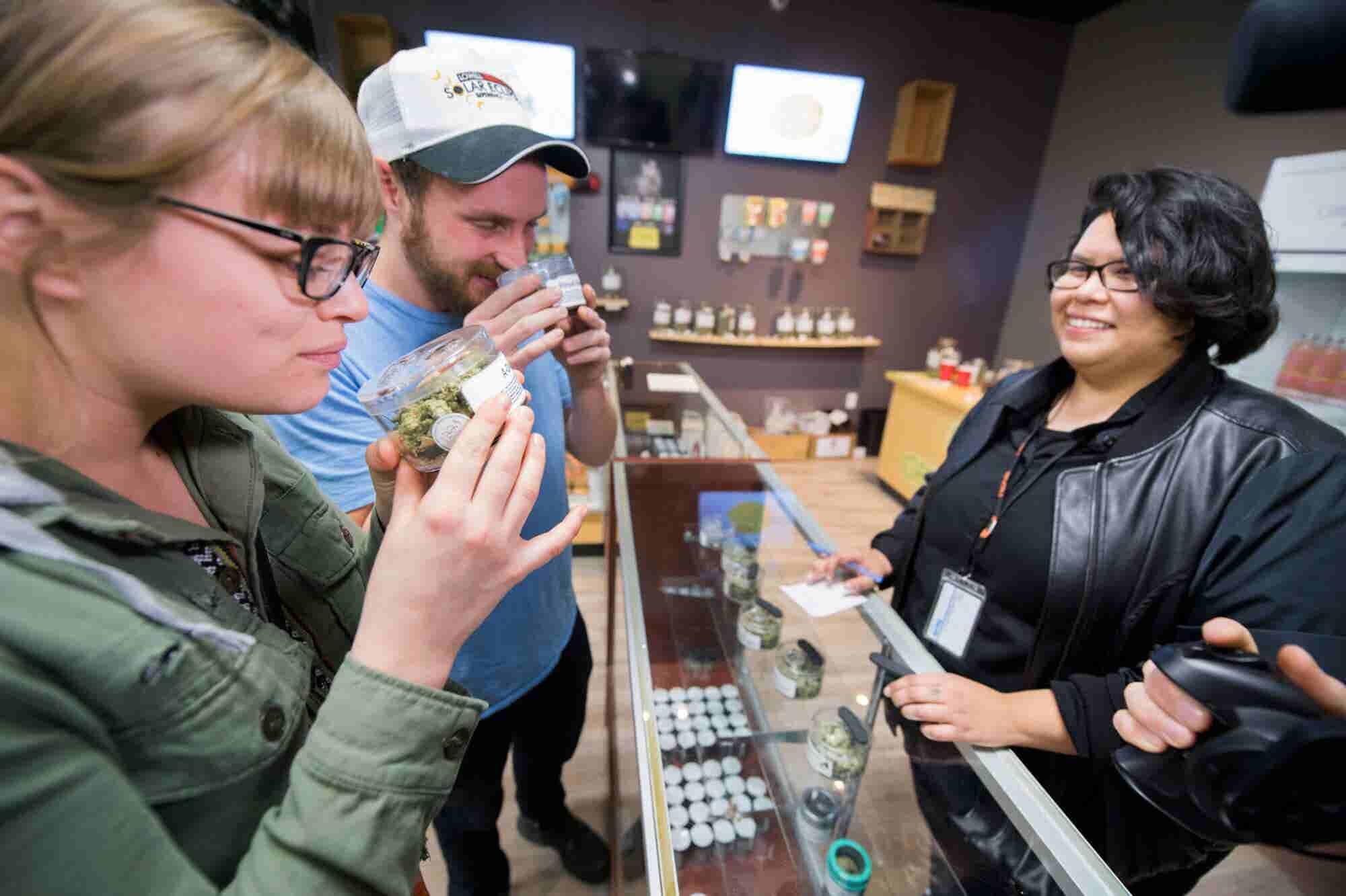 The Bright Future of Cannabis Retail
