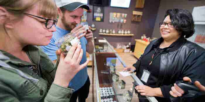 The Bright Future of Cannabis Retail