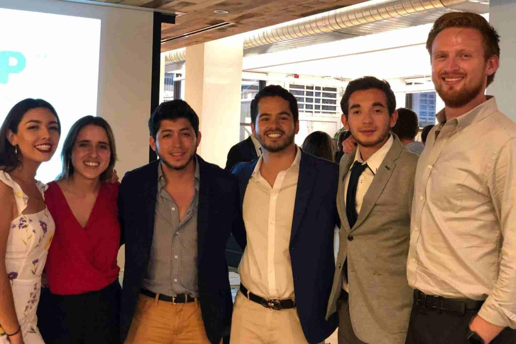 Estos emprendedores mexicanos triunfaron en NY con su proyecto de inteligencia artificial