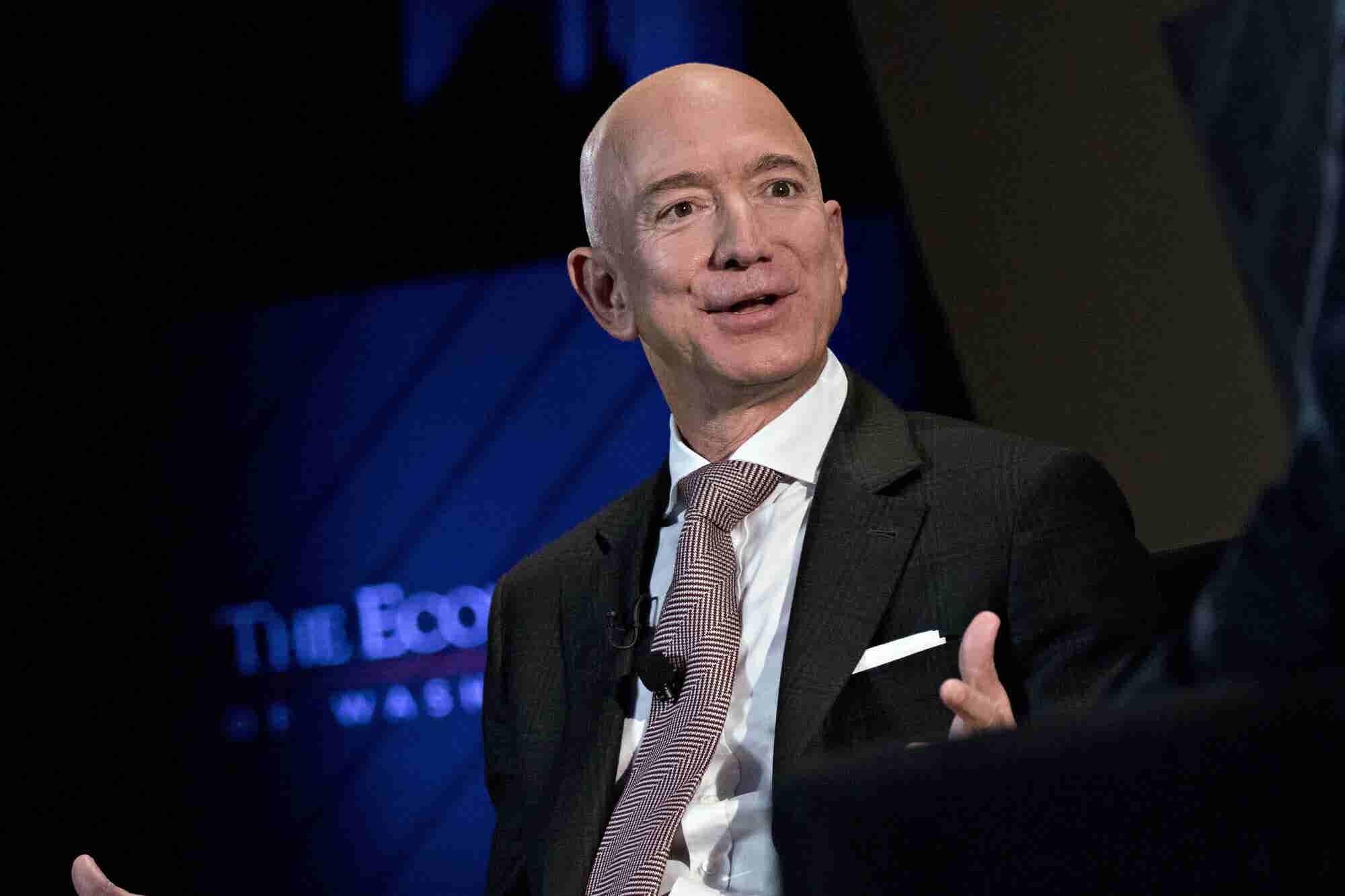 Jeff Bezos Did What?! The Week In Entrepreneur News Quiz