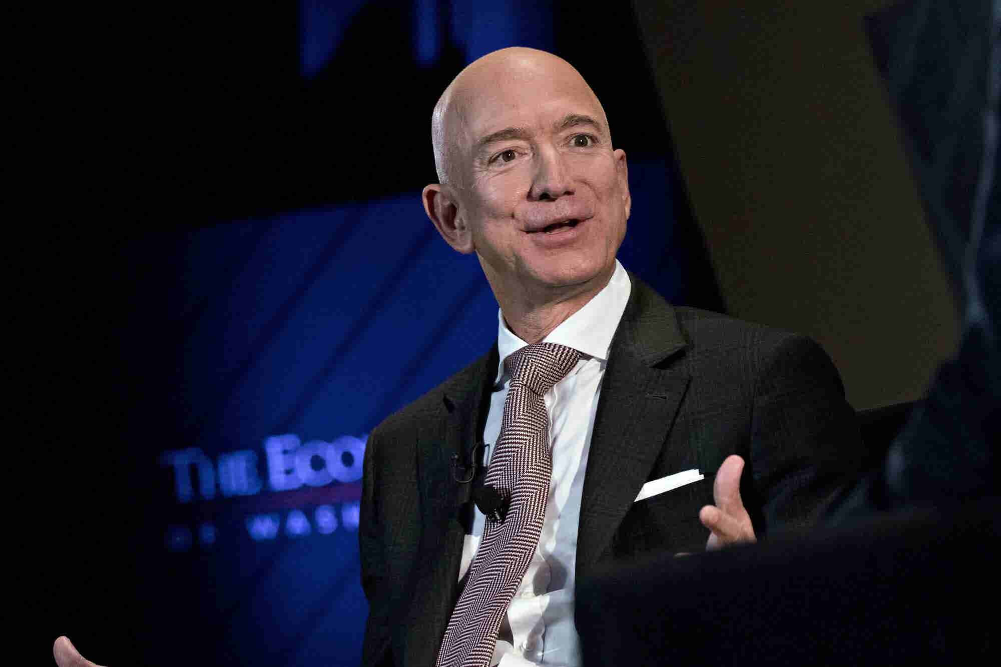 Jeff Bezos Did What?! The Week In Entrepreneur News Quiz