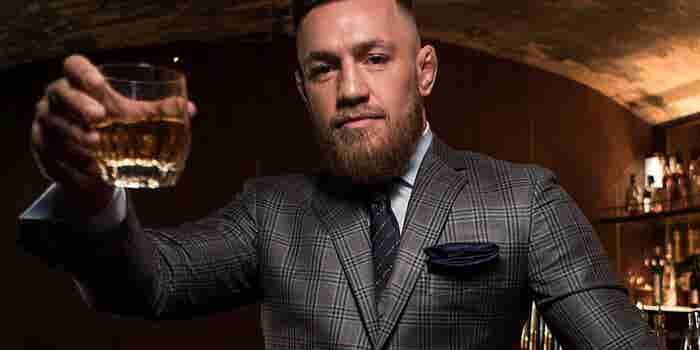 MMA Champion Conor McGregor Launches Irish Whiskey Brand