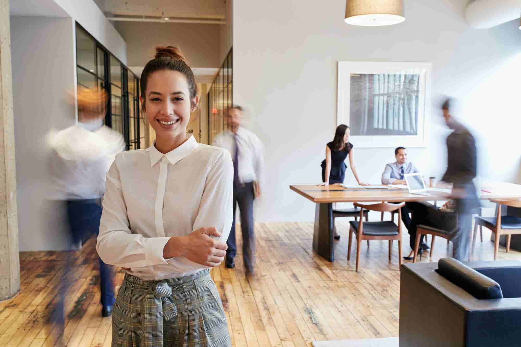World's Fastest Growing Market of Flexible Office Spaces is Here