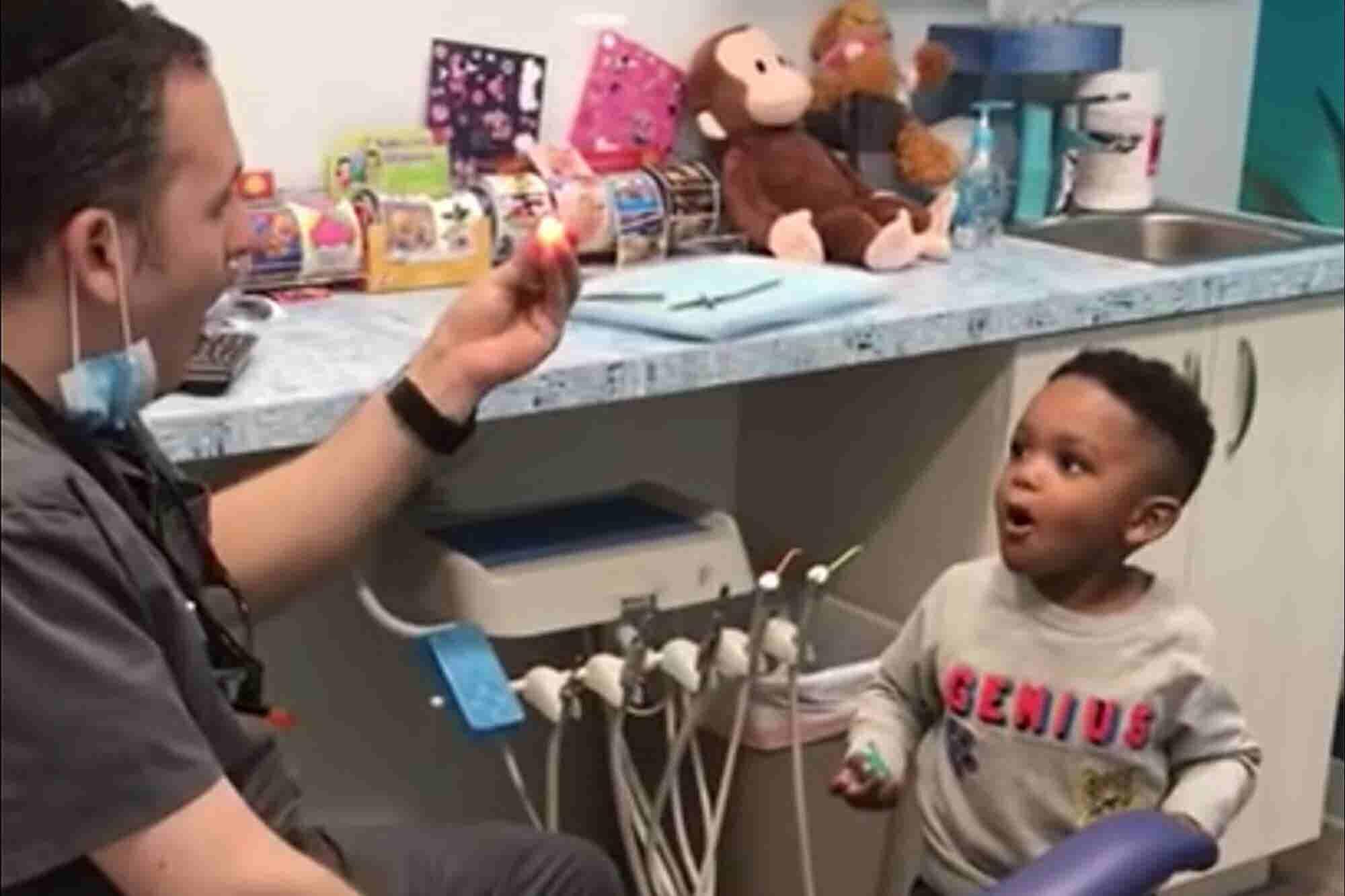 El 'dentista mágico' te enseña cómo hacer marketing memorable con poco...