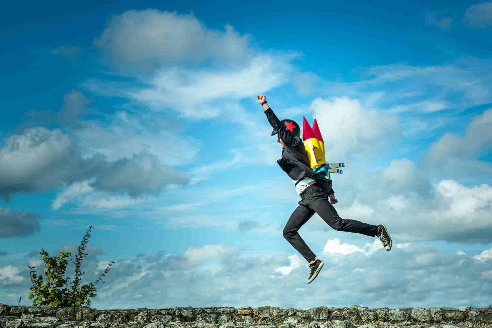 Sé innovador: Come, vive y respira novedad