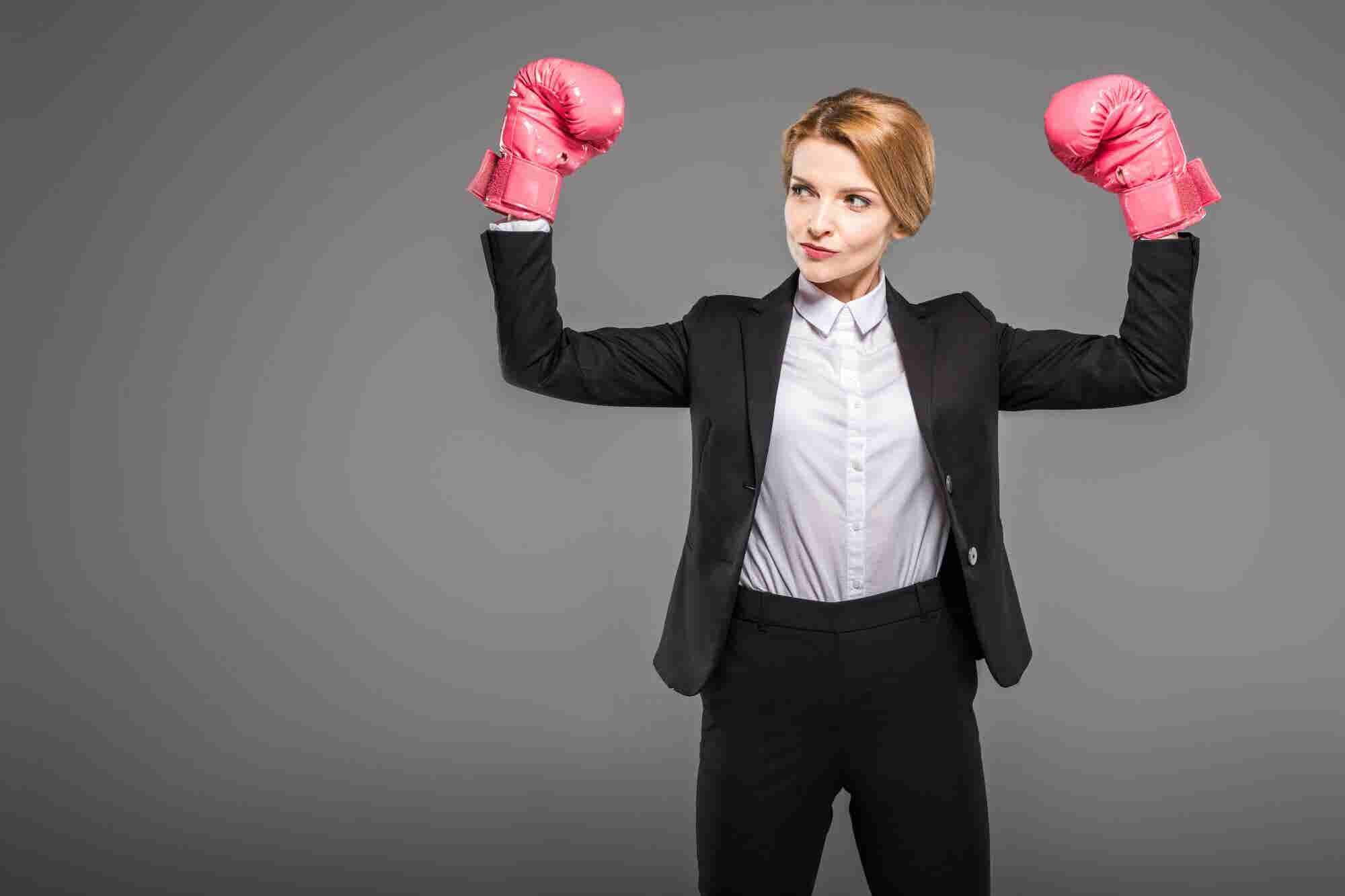 Esta es la forma de proteger tu carrera de los que tratan de pisotearla