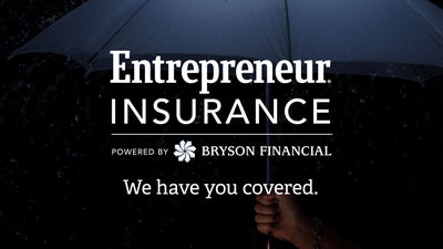 Check out Entrepreneur Insurance