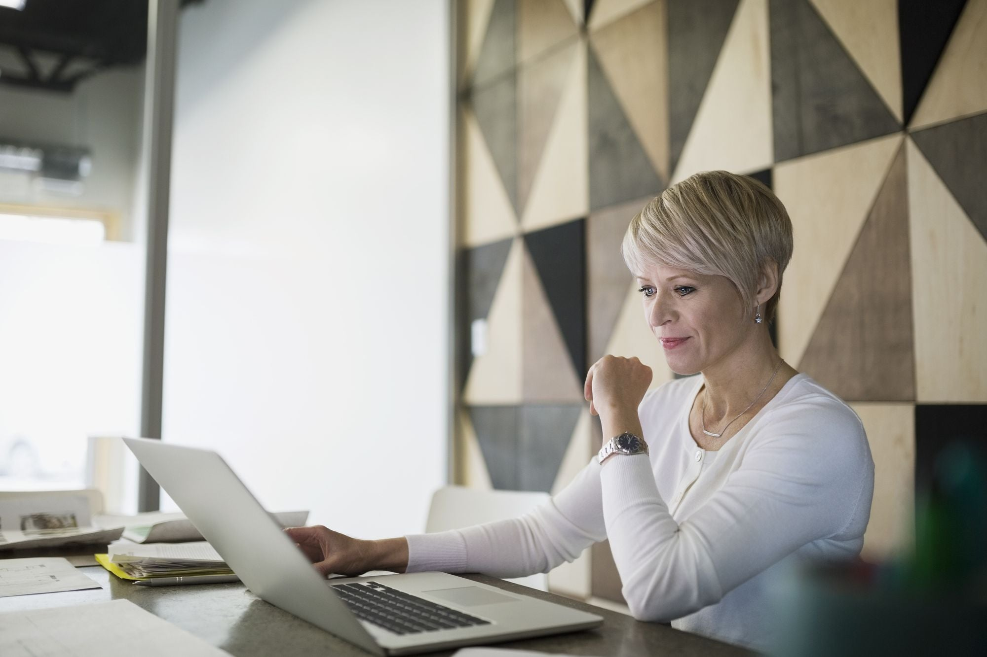 how older women can report age discrimination at work or