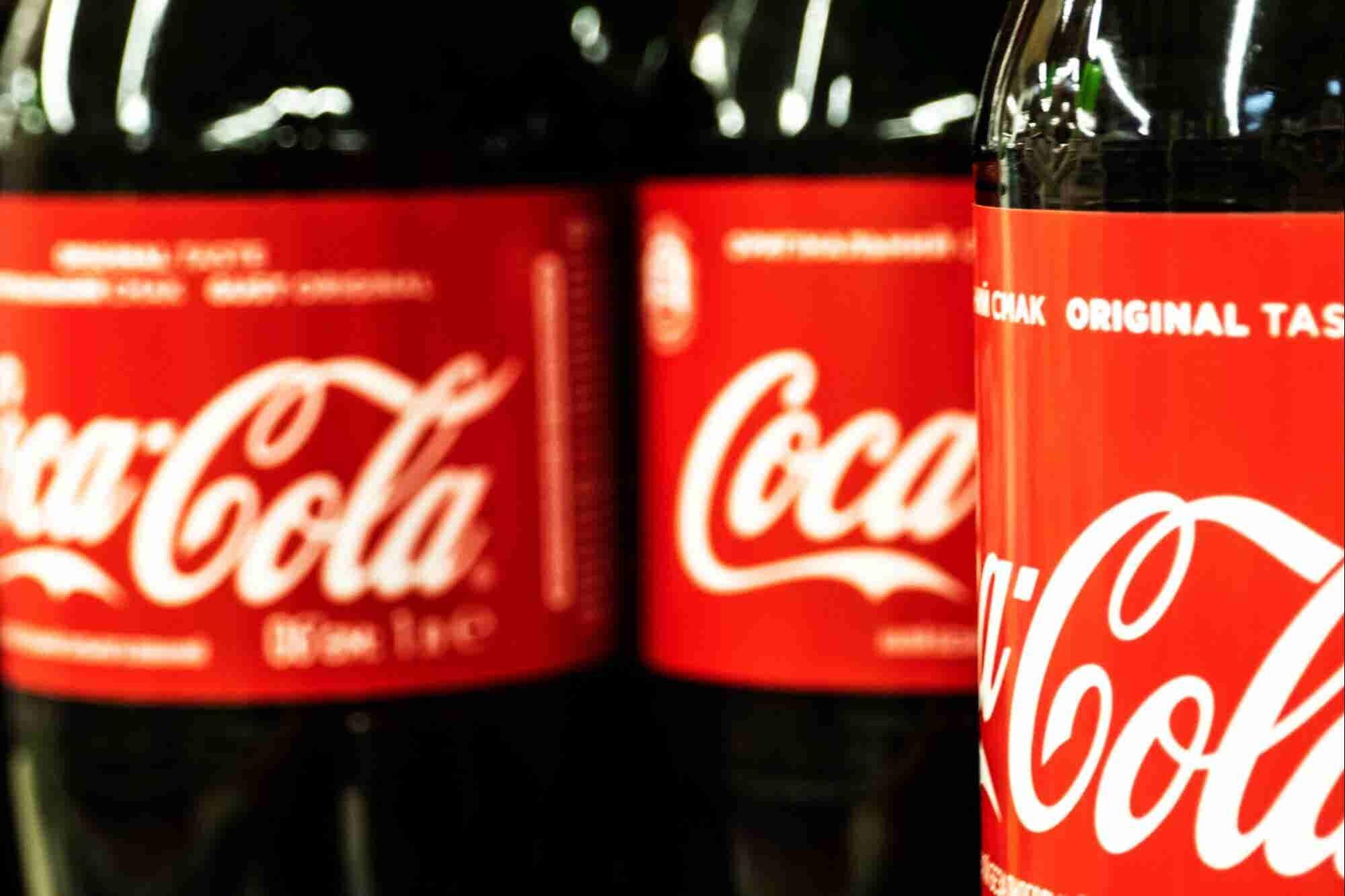 Coca-Cola está 'en conversaciones' para hacer bebidas con infusión de...