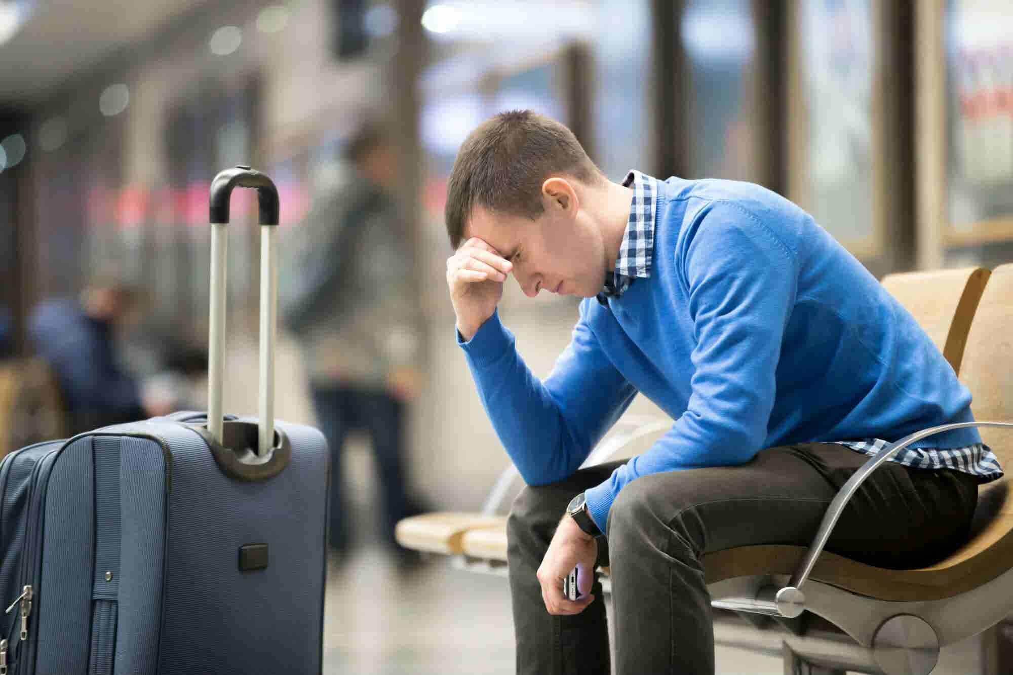 6 tips para evitar el jet lag