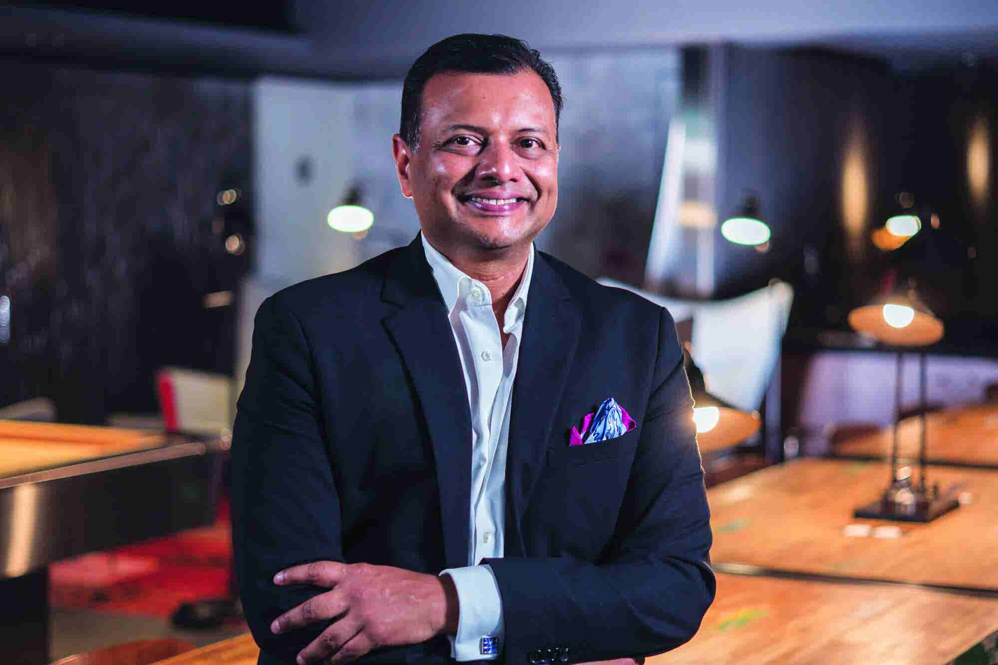 Disruption through Design: How Girish Jhunjhnuwala's Ovolo is Reinventing the Hotel Experience