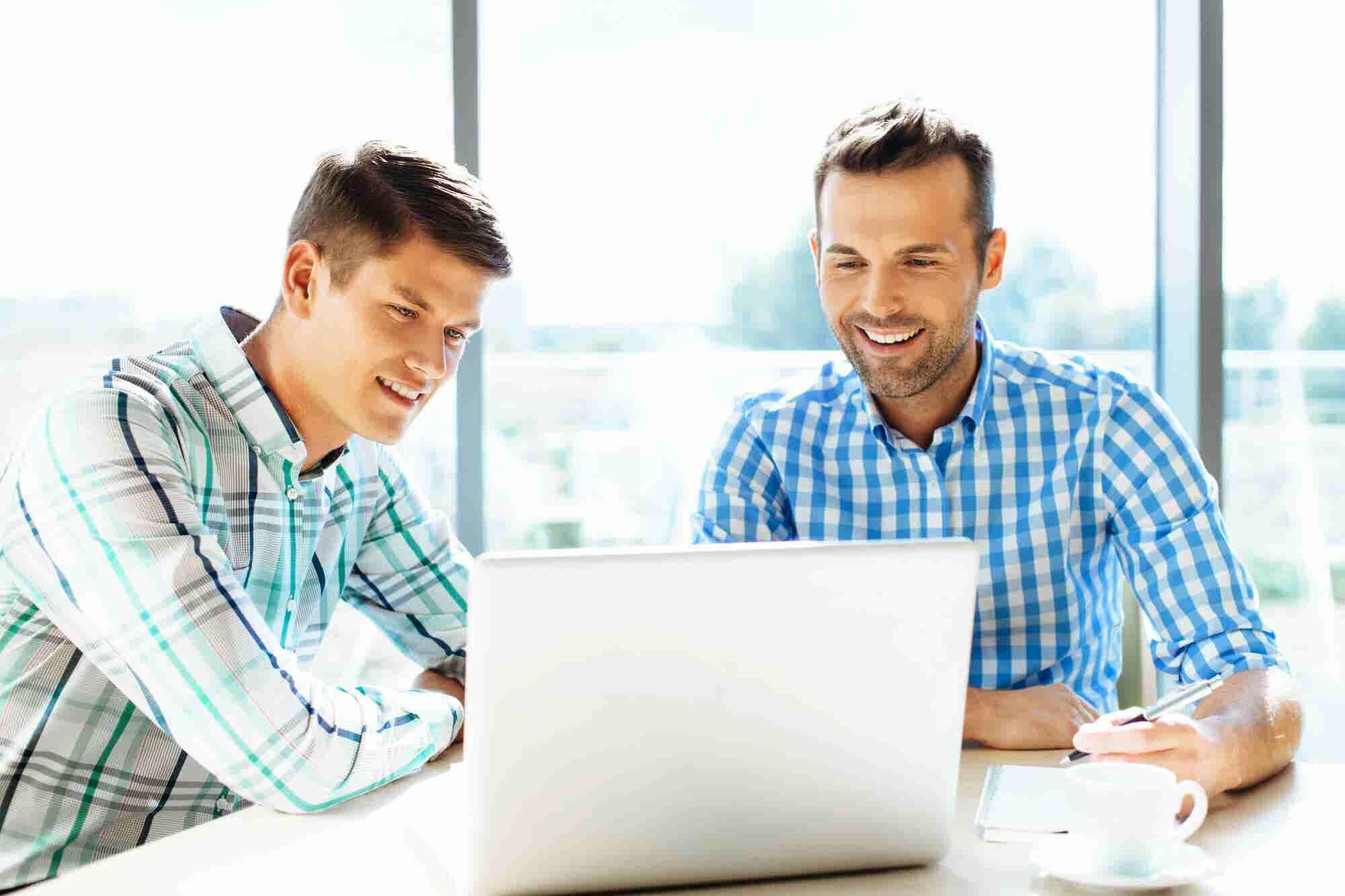 ¿Quieres ser un emprendedor exitoso? Encuentra un gran mentor