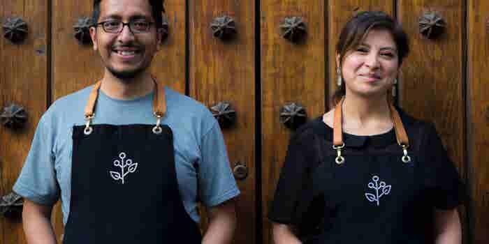 Ellos renunciaron a su empleo y ahora venden café frío en 50 establecimientos