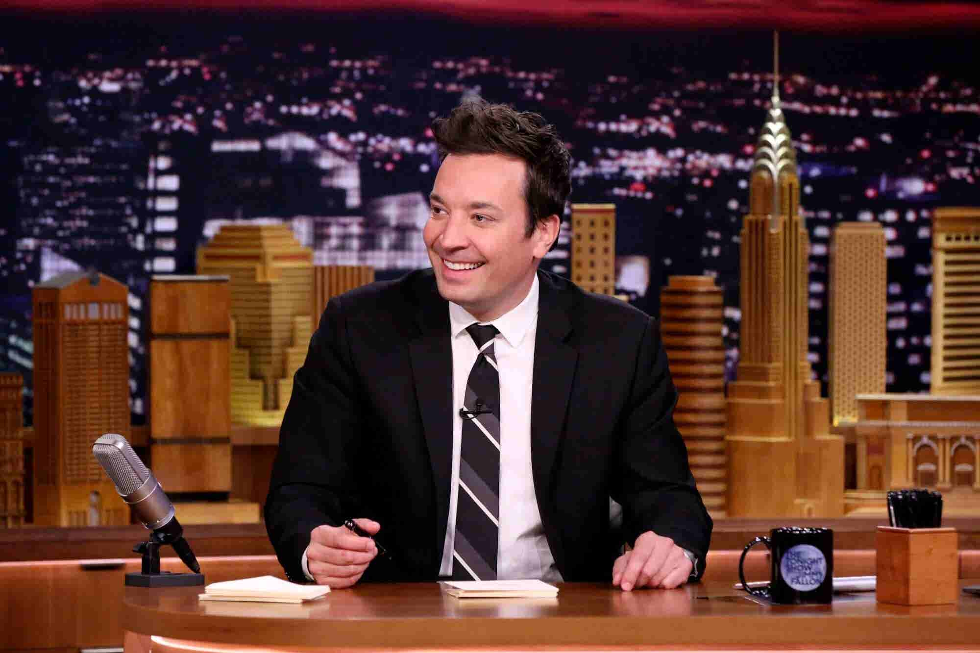 8 Jimmy Fallon Quotes to Motivate You -- and Make You Laugh