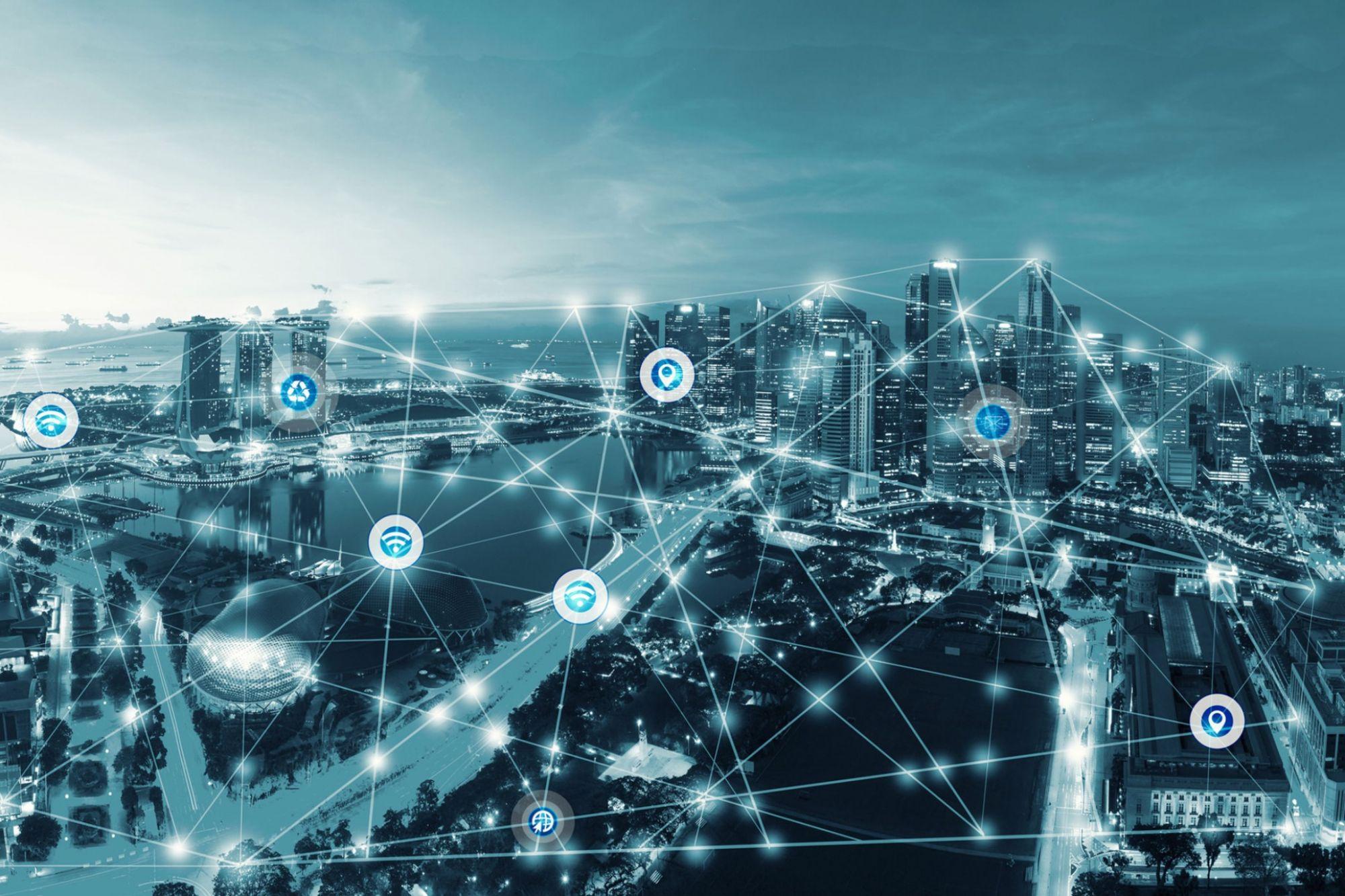 entrepreneur.com - John Wechsler - Why Smart Cities Are a Golden Opportunity for Entrepreneurs