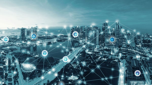 Why Smart Cities Are a Golden Opportunity for Entrepreneurs