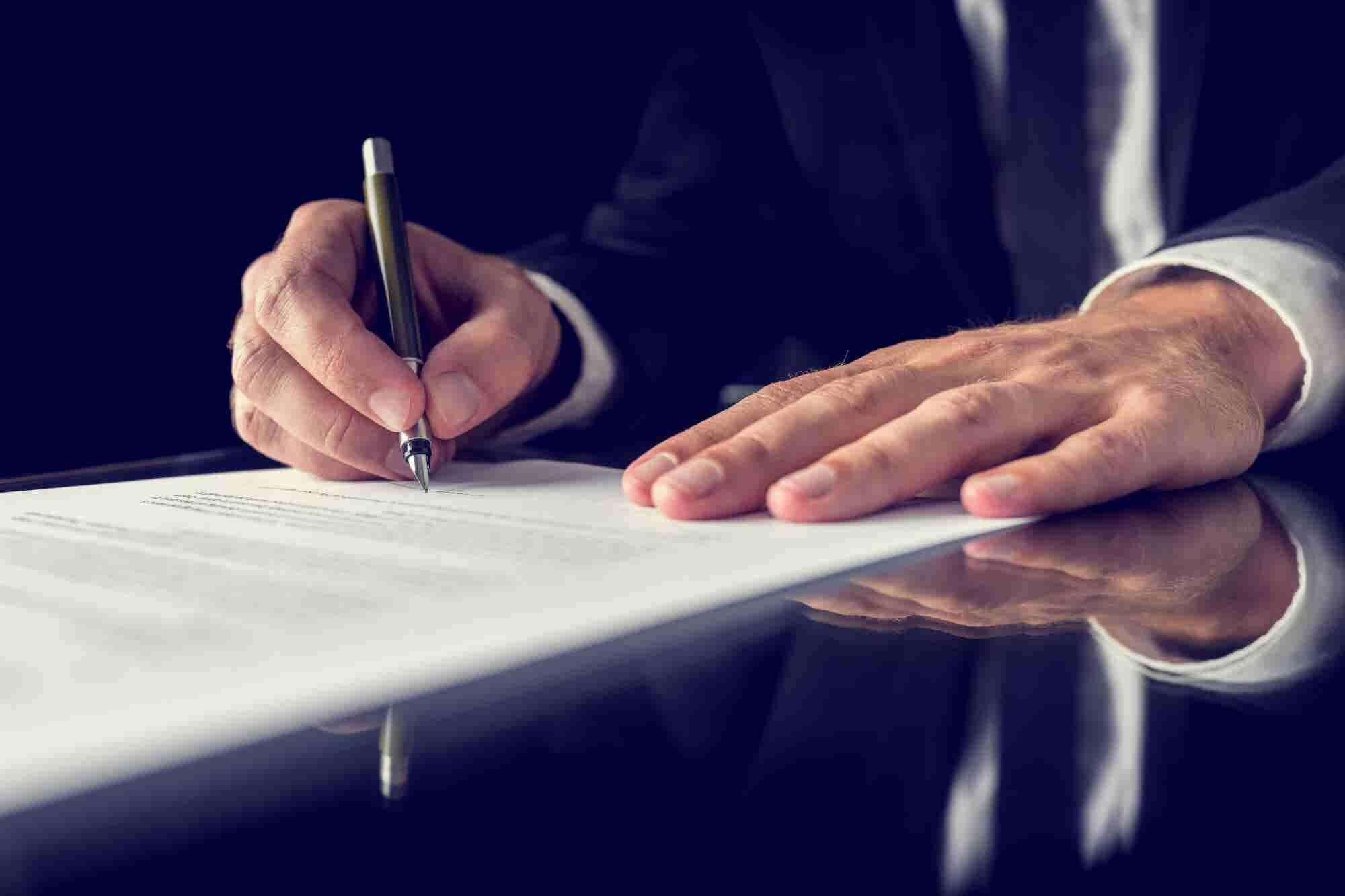 Los 5 tipos de testamento con los que puedes proteger tu patrimonio