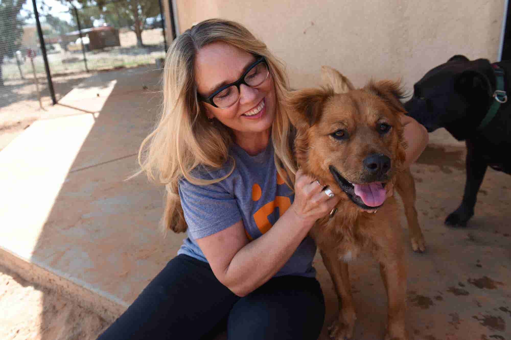 The Woman Behind One of the Country's Largest Animal-Welfare Organizations Shares Her Leadership Advice When Dealing With a Divisive Community