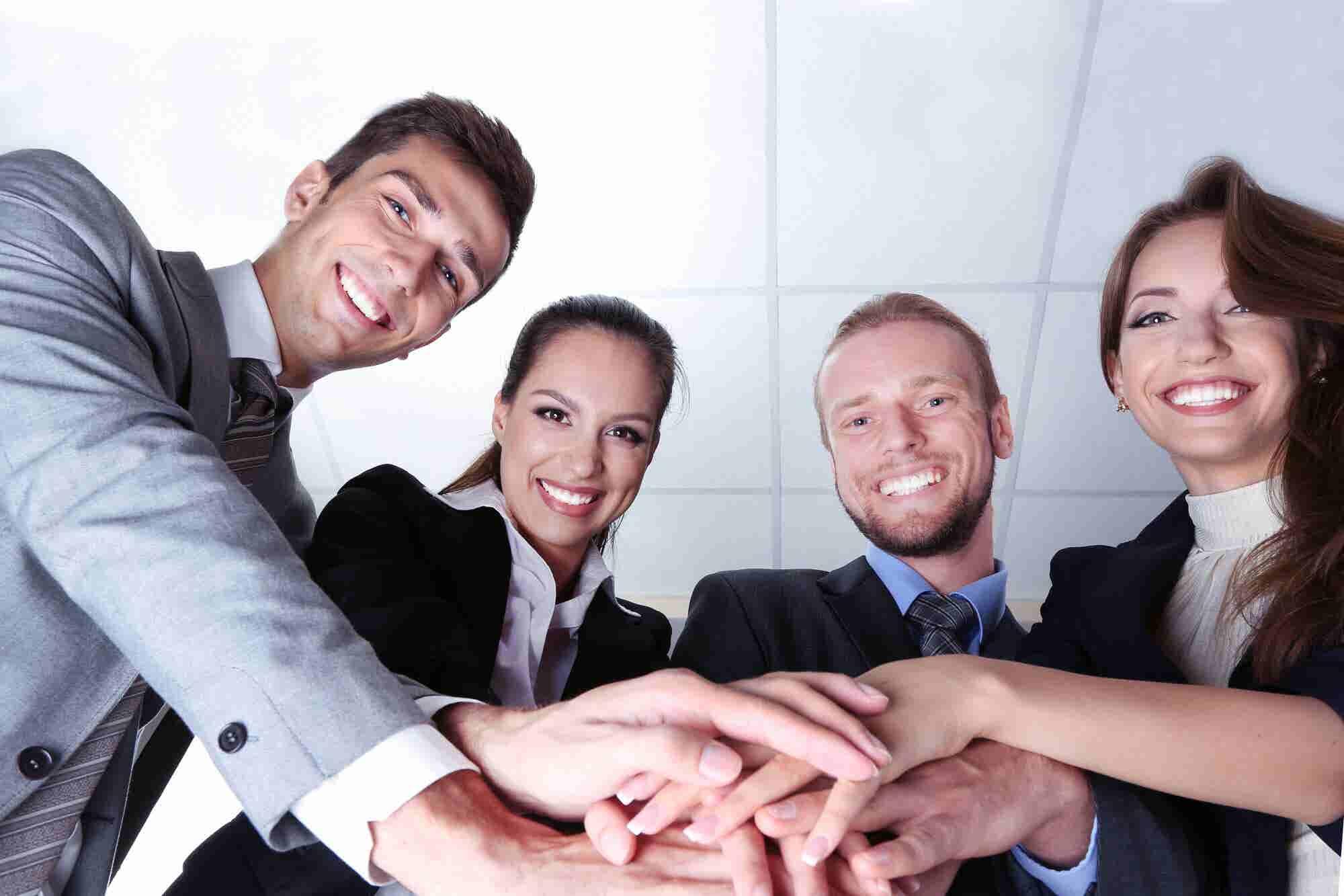 5 pasos para conformar rápidamente equipos exitosos