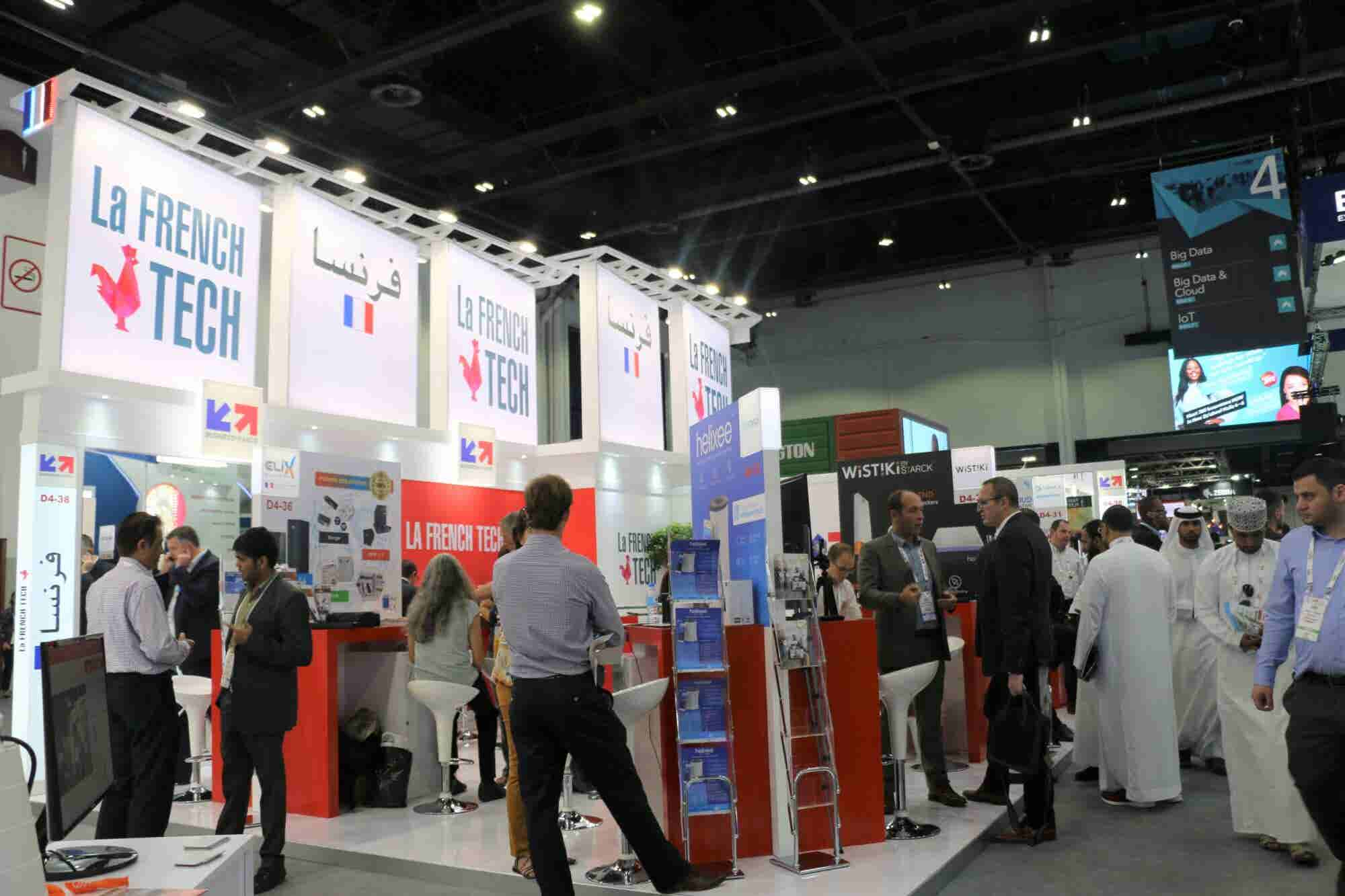 Business France To Showcase Creations Of French Tech Startups At GITEX 2018