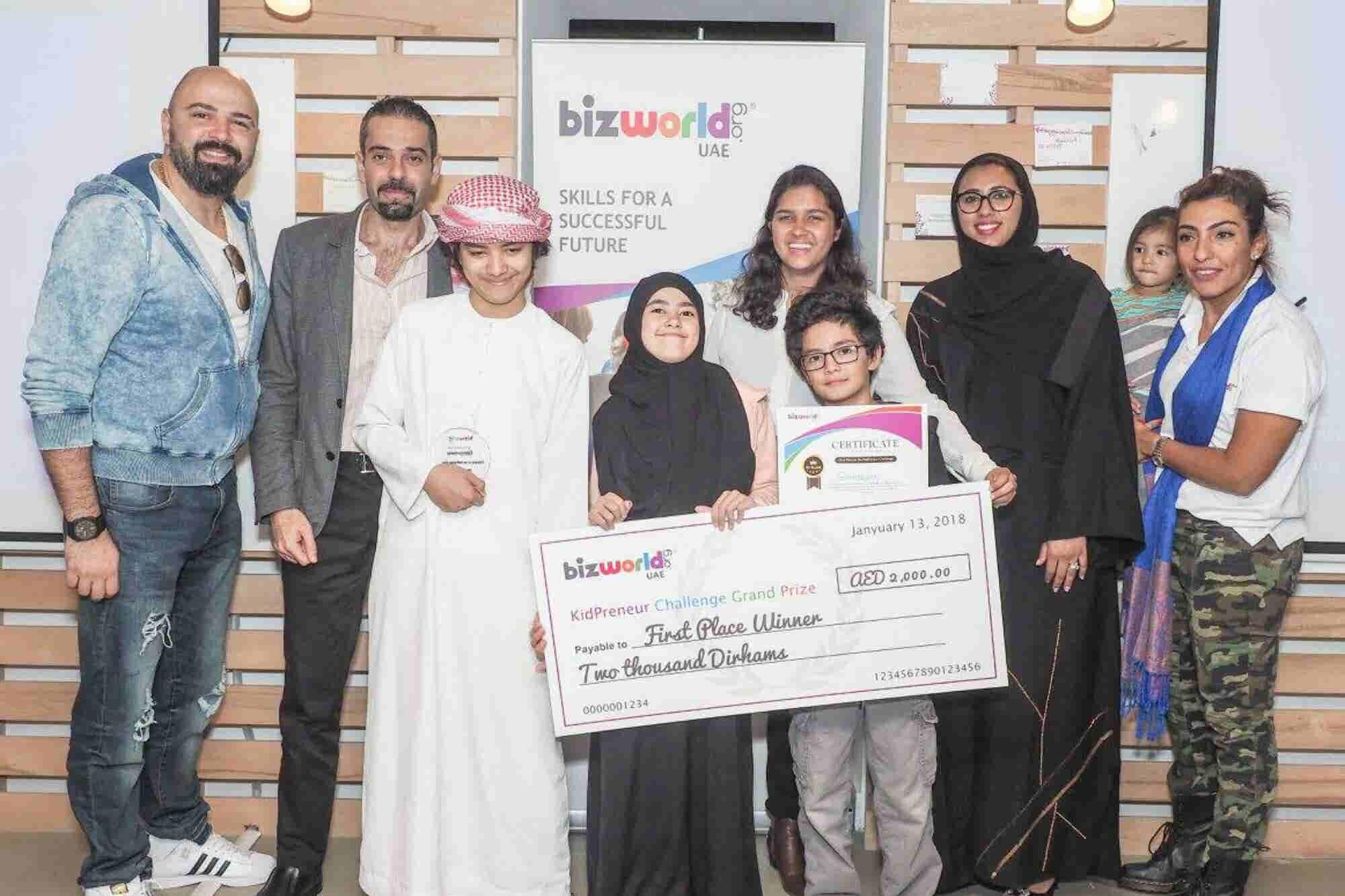 BizWorld UAE's KidPreneur Awards 2018 Is On A Hunt For Student Entrepr...
