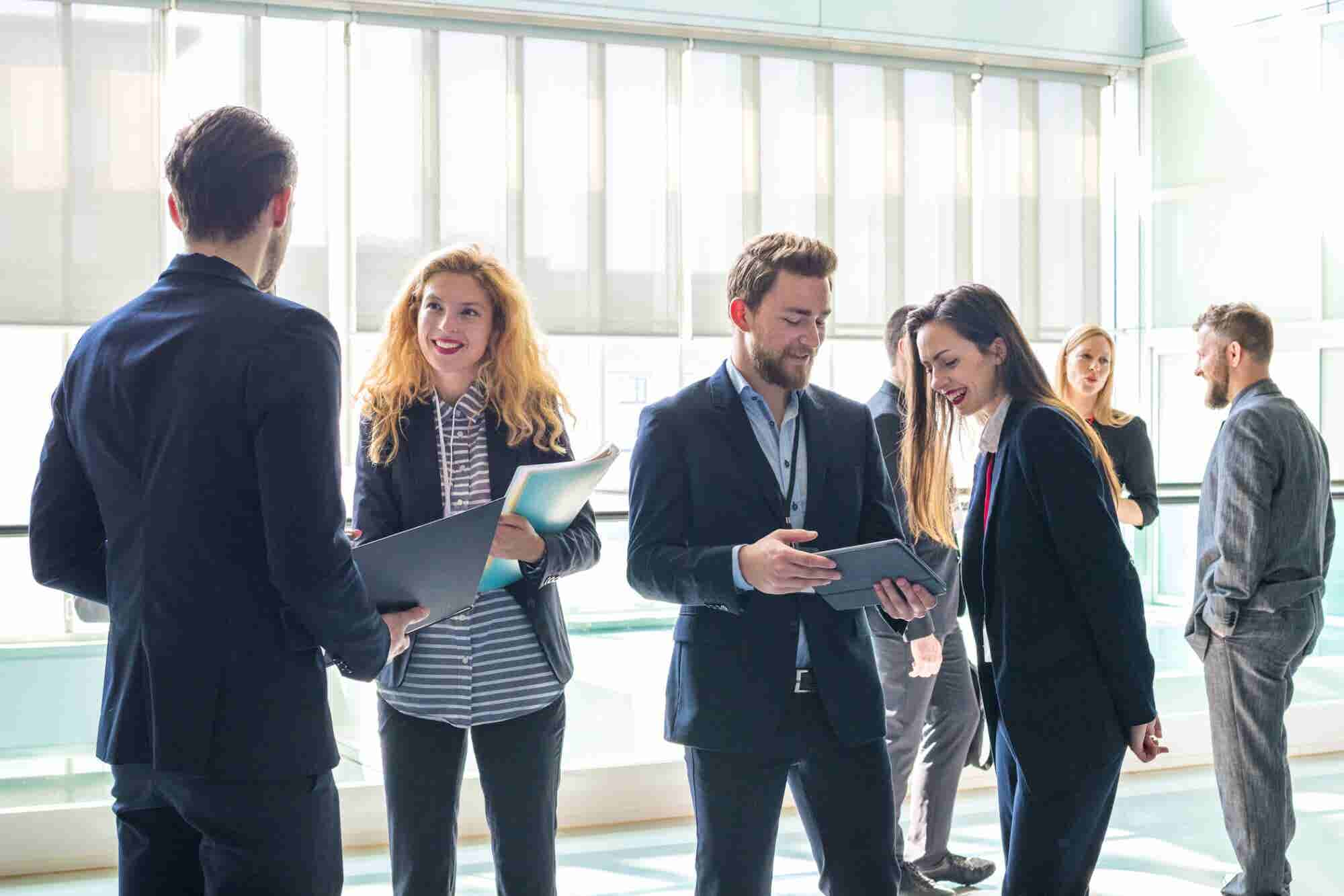 Even Introverts Can Excel at Networking by Following These Steps
