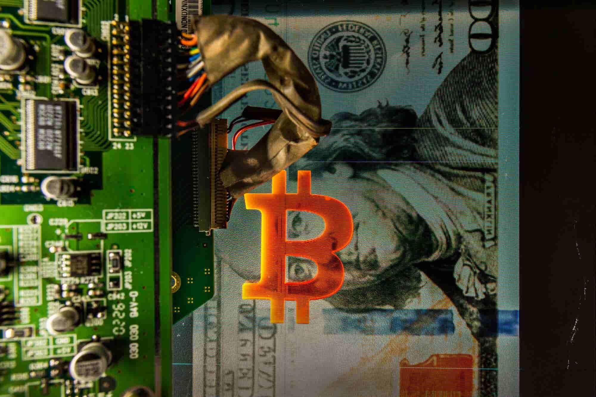 ¿Nos vieron la cara con el bitcoin?