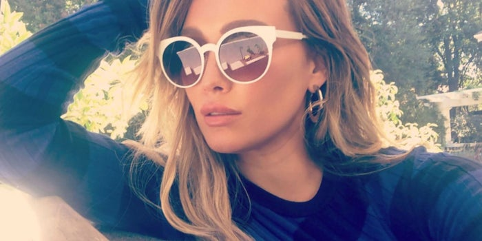 11e5e40290 Hilary Duff Explains Why Taking a Break Can Be the Key to Your Career