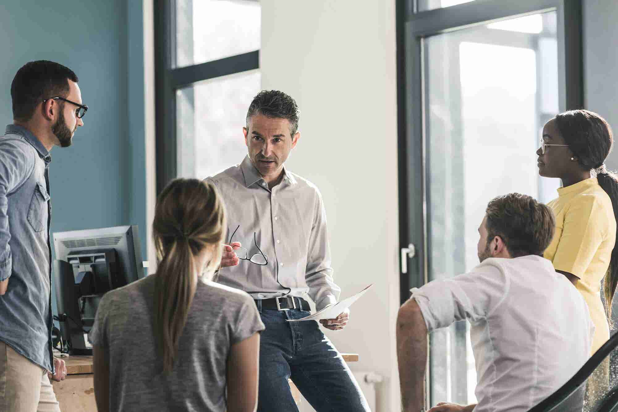 Rallying Employees to Embrace New Management Practices