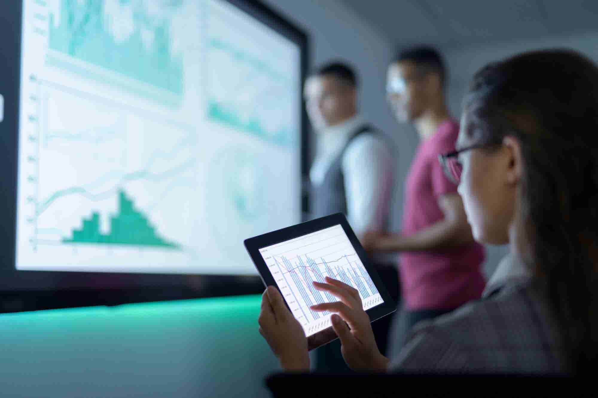 Transforming the Sales Process From an Art Into a Science, Using Data Analytics