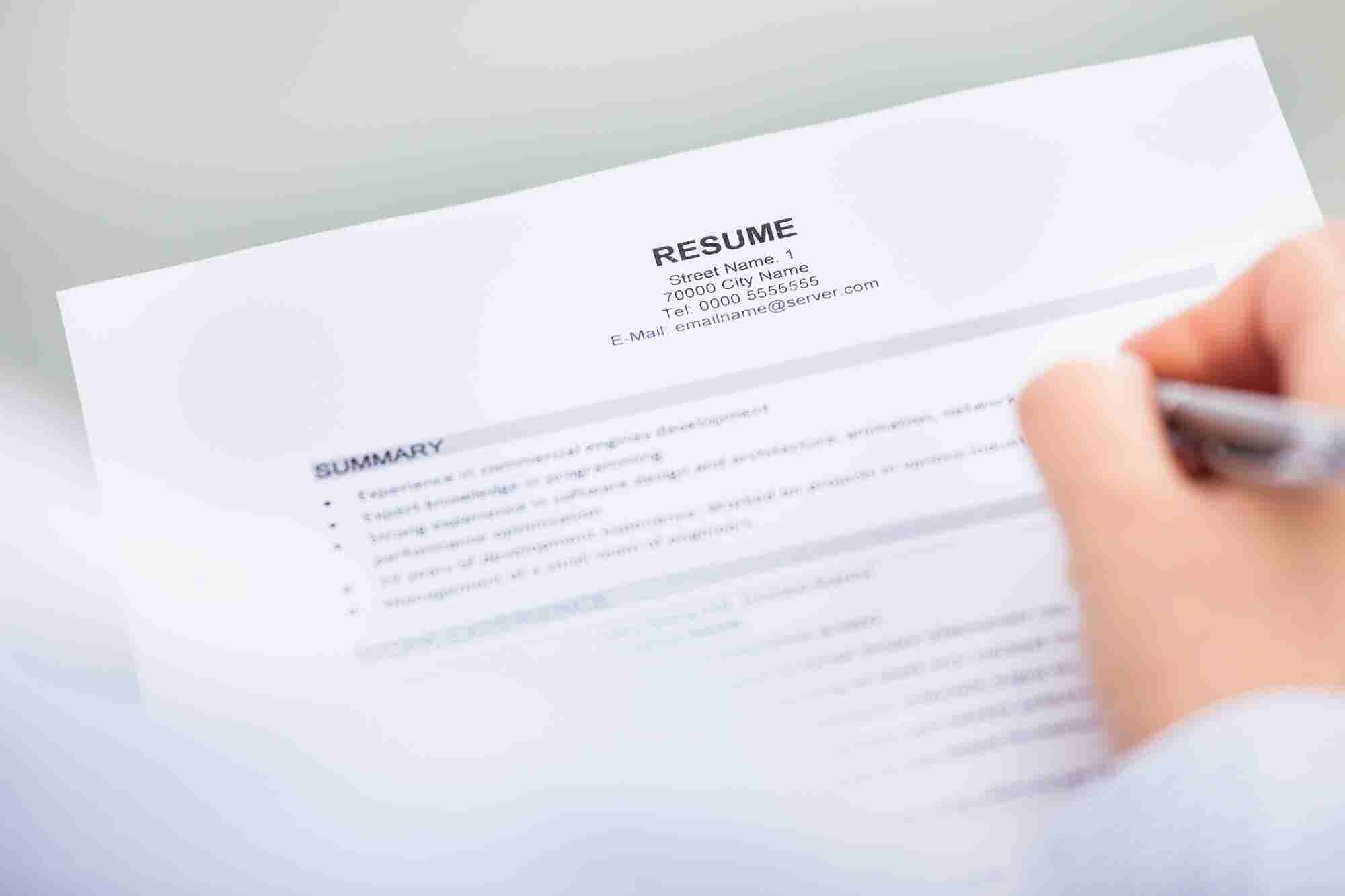 Why Skills Shouldn't Be Just a P.S. on a Resume