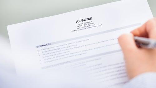 Resumes News & Topics